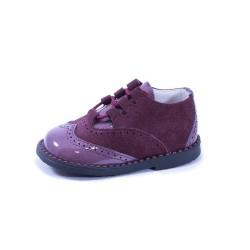 Zapato galés puntera