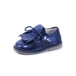 Zapato blucher fleco