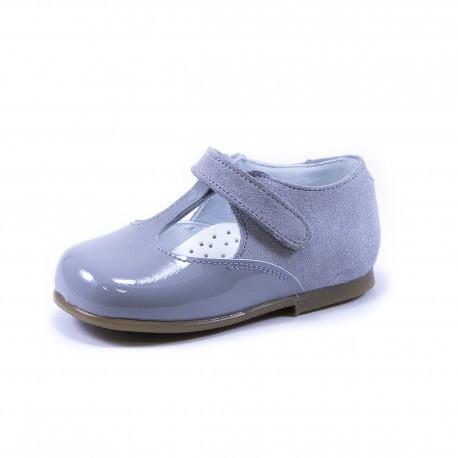 Zapato pepito velcro