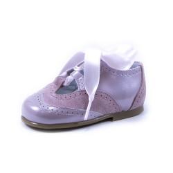 Zapato inglés puntera