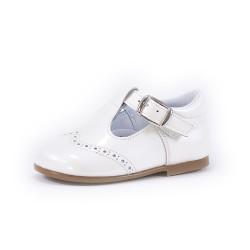 Zapato pepito hebilla