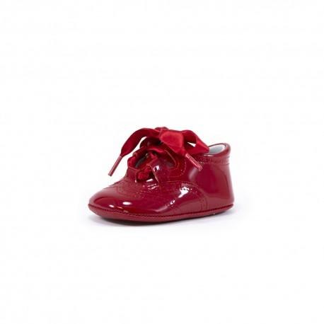 Zapato peuque galés