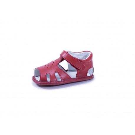 Sandalia Peuque Velcro