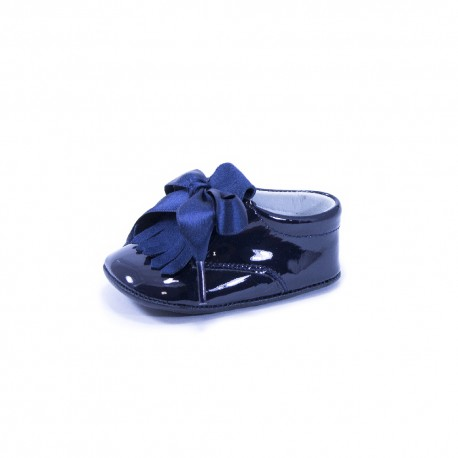 Zapato peuque fleco