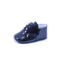 Zapato peuque blucher inglés